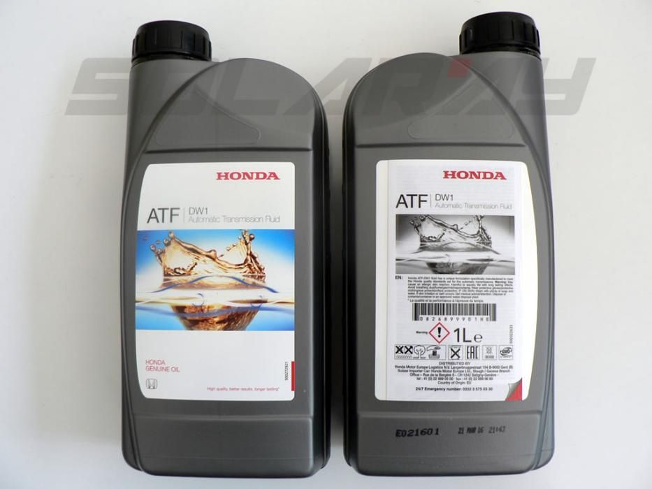 Honda течности MTF-3, ATF-DW1, CVT-F, DPS-F, PSF-S, Антифриз PRO HONDA