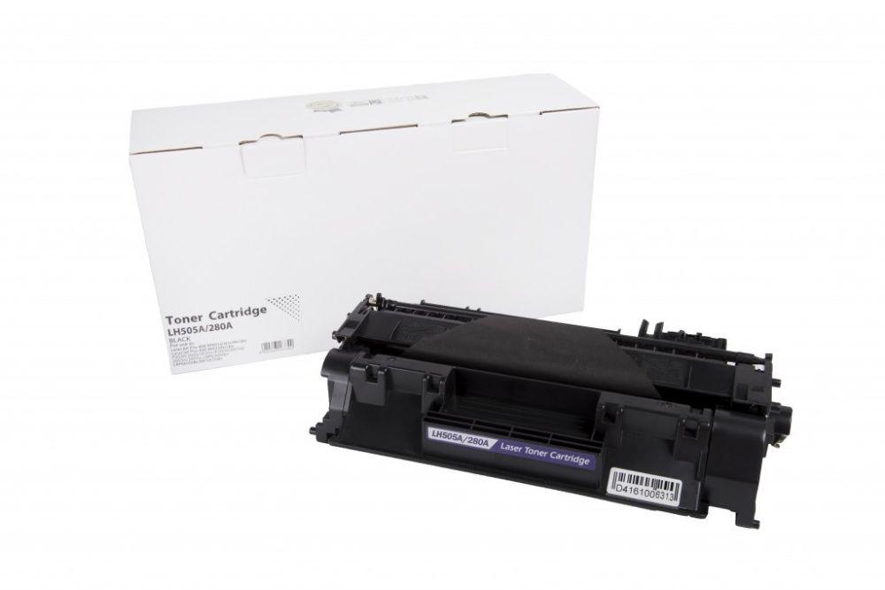 Чисто нови съвместими тонер касети HP CE505A - 05A