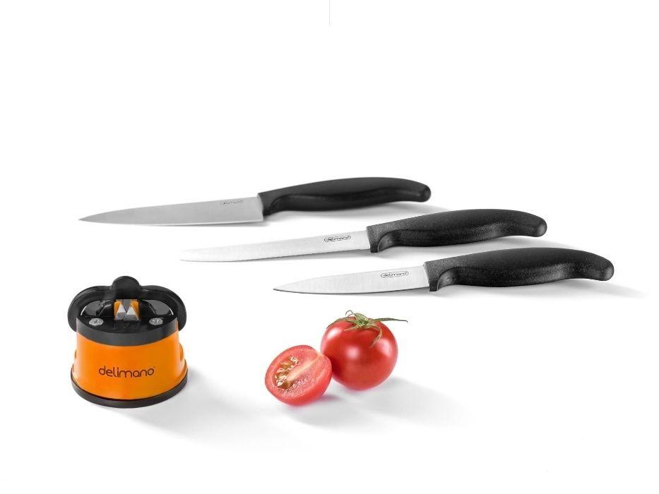 Промоция ! Комплект Delimano Brava Extreme точило за ножове + 3 броя н