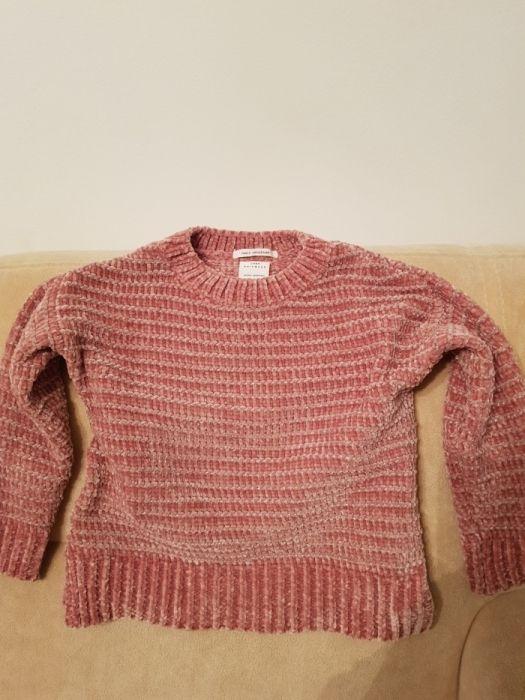 Pulover/ bluza Zara fetite 5-6 ani