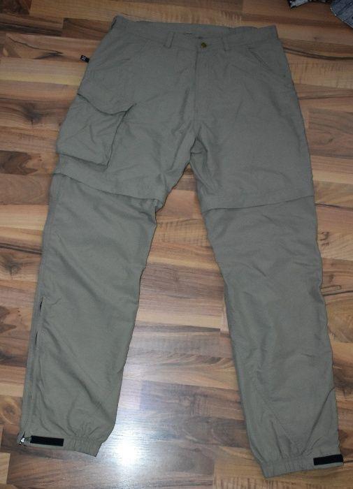 Pantaloni barbati lungi/scurti HAGLOFS CLIMATIC cred M transp inclus Uricani - imagine 2