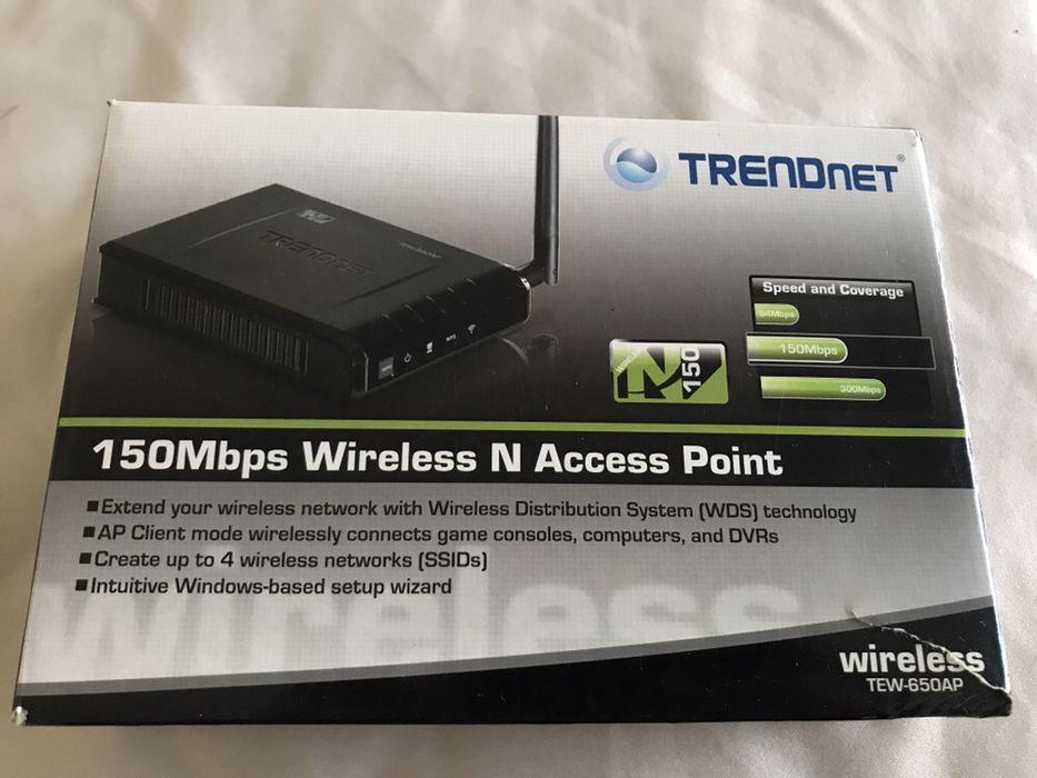 Router TrendNet 150Mbps