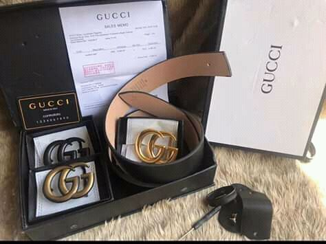 Cintos da Gucci