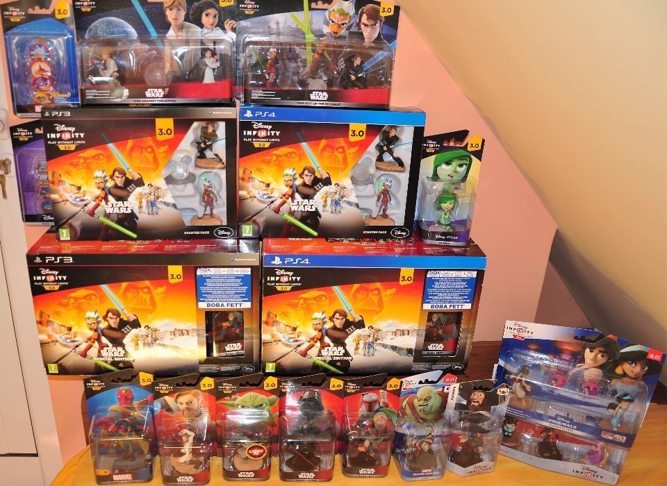 Запечатани фигури,Lego Dimension,Дисни,Скайландерс,Infinity,Skylanders