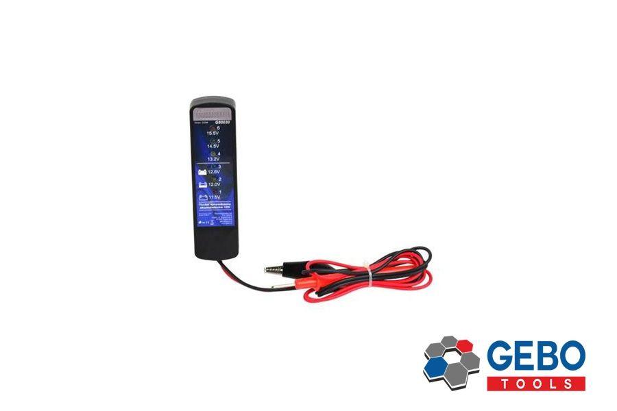Tester acumulator auto 12V GBG80030