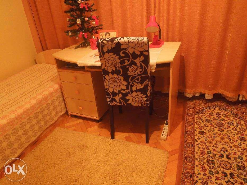 Draperie cu dantela, 2 bucati, sufragerie, dormitor 230 cm / 225 cm
