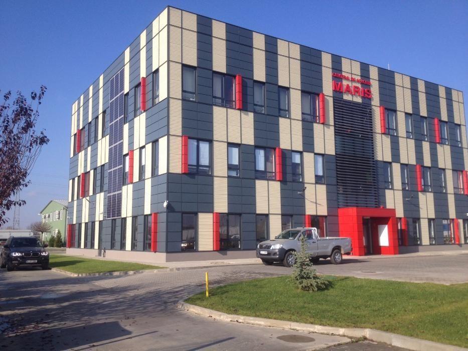 Centrul de Afaceri Maris- Birouri si sedii de firme