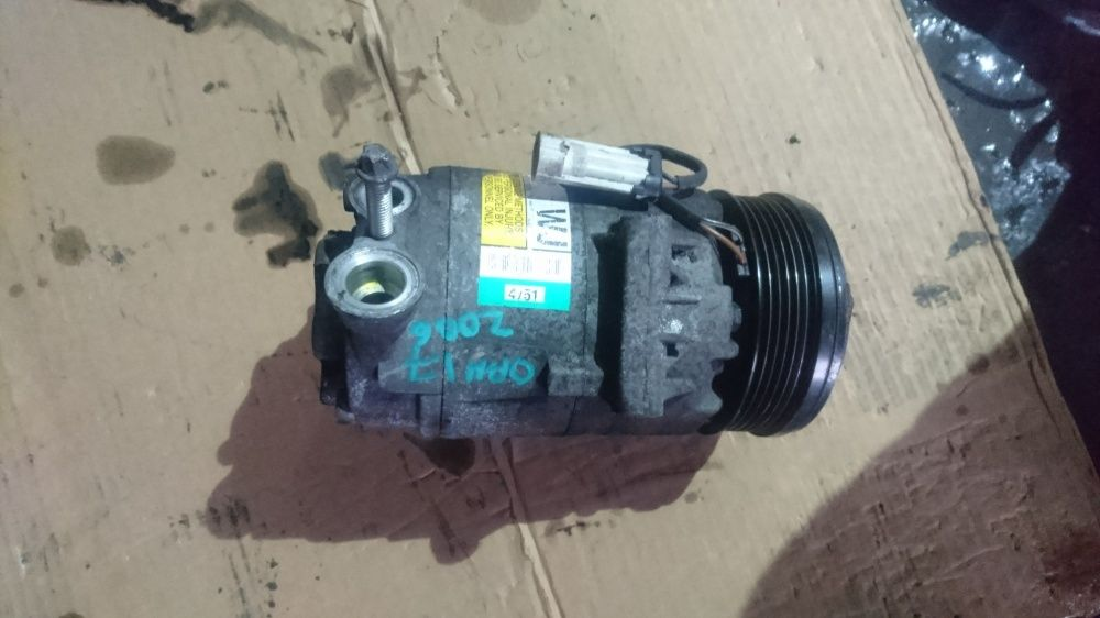 Compresor aer condiționat opel astra H 1.7 cdti