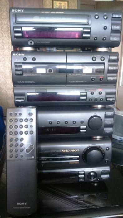 Продавам уредба сони мнс-7900