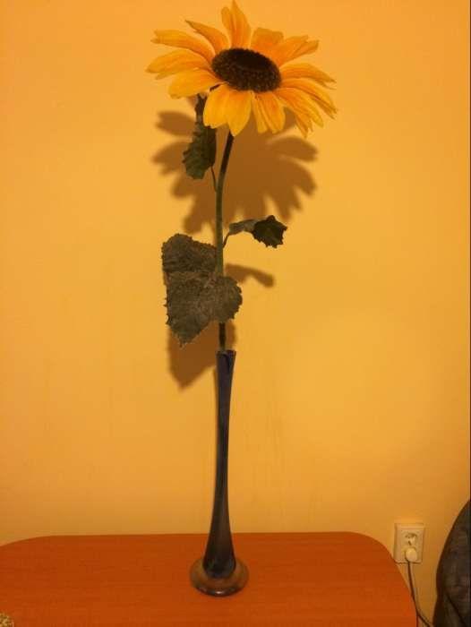Vaza cu Floarea Soarelui, un cadou frumos