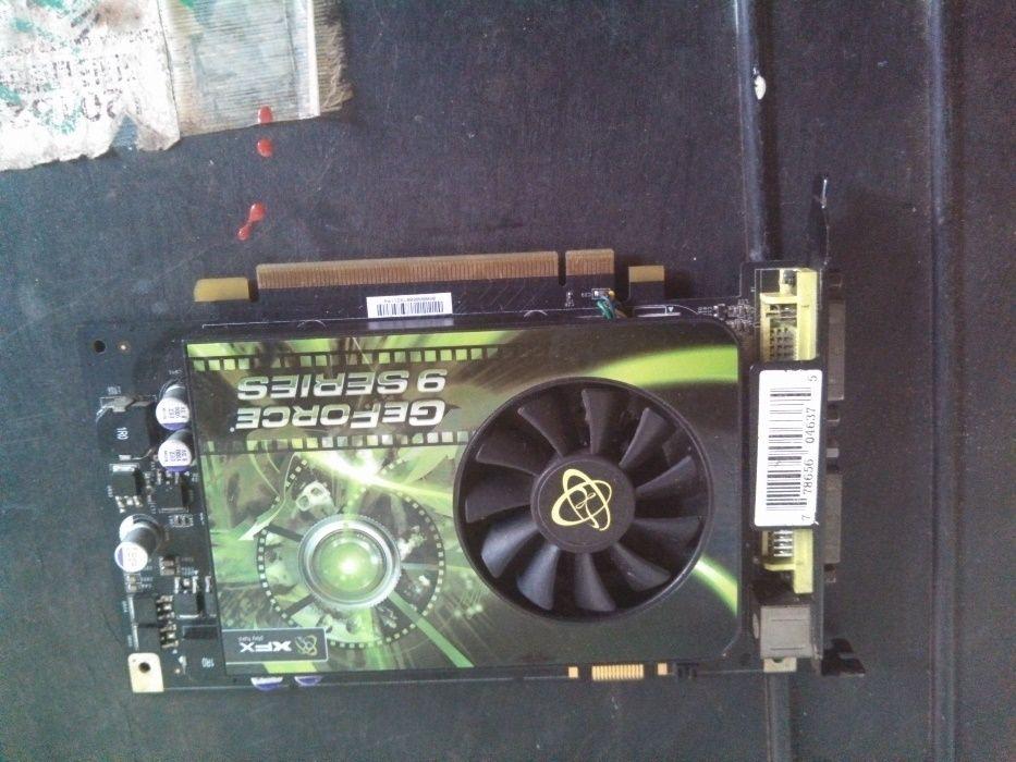 geoforce 9 series carta grafica de video ou imagem