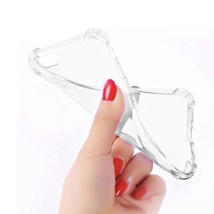 Capas silicones transparentes