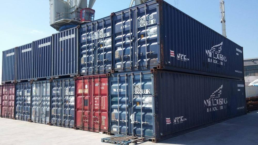 Употребявани морски контейнери- Промо цени на използван контейнер