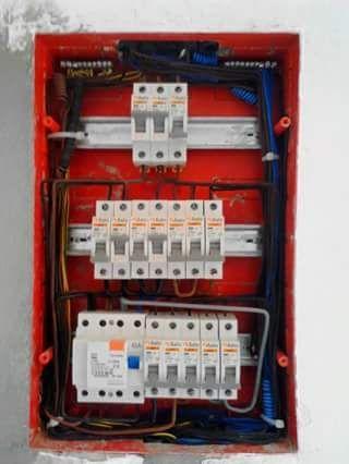 Sou Electrecista de Construção Sivil