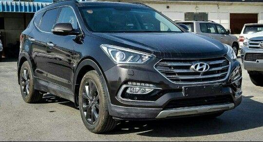 Hyundai Santa fe (0.klm)