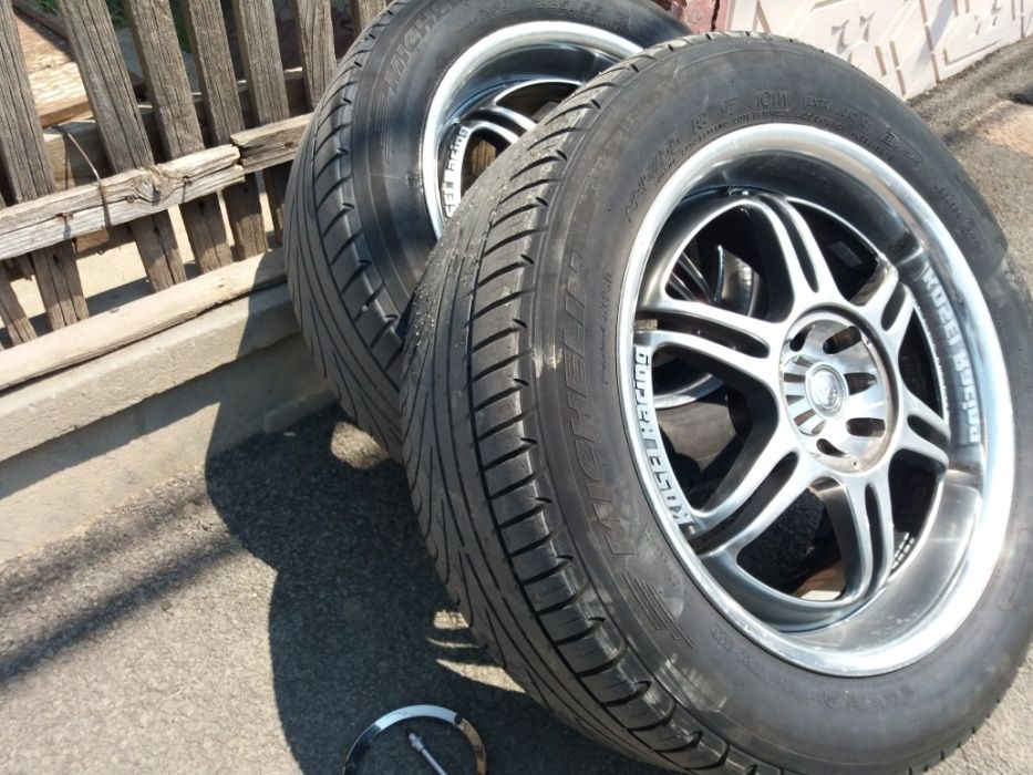 Jante pe 17 Kosei Racing Maxi RT,4x100, 4x114.3