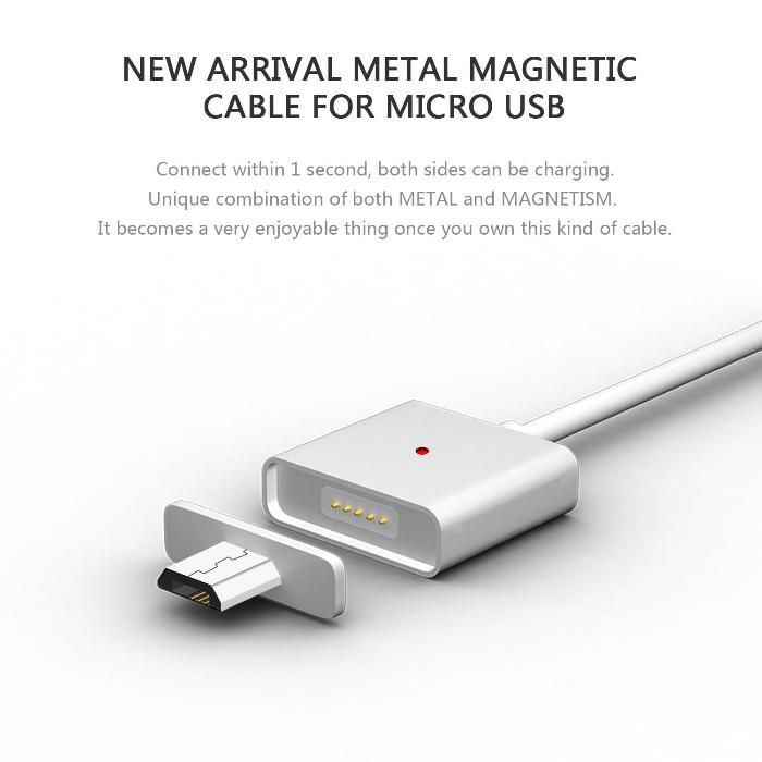CABLU MAGNETIC android micro usb