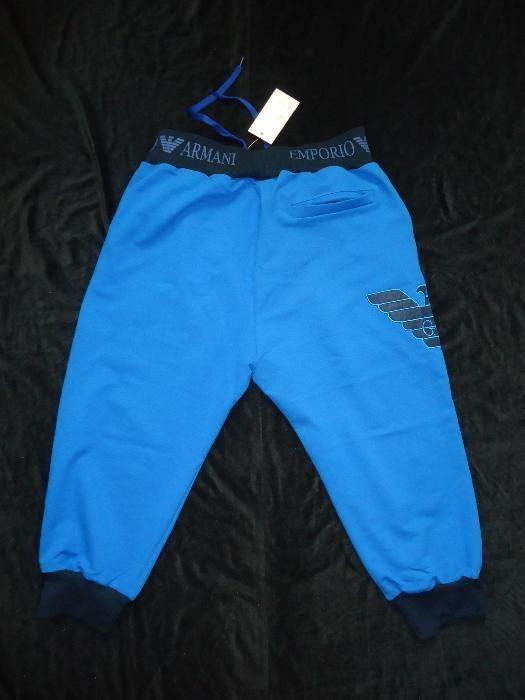 Bermude albastre barbati pantaloni scurti 3 buzunare vara plaja sport