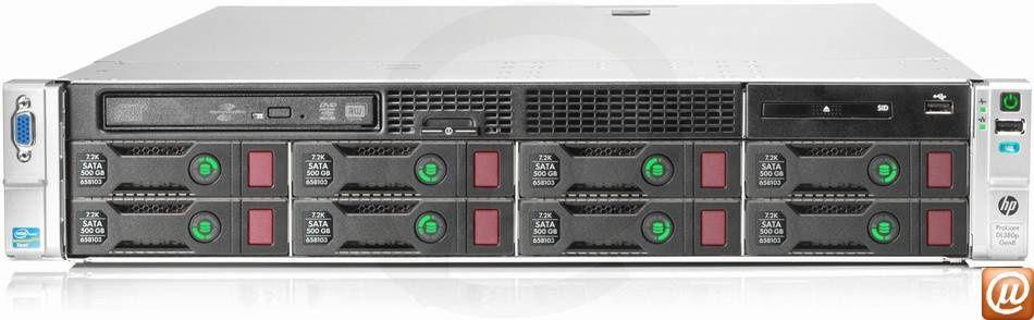 Vendo Servidores HP G8 e G9 novos na caixa