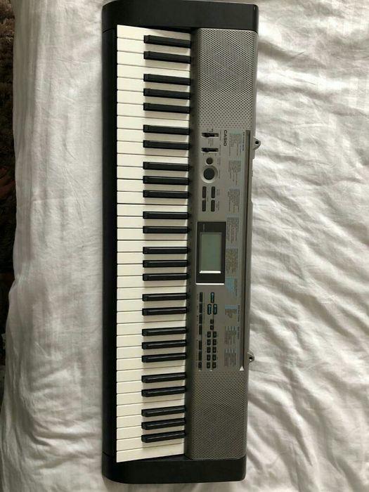 Piano/ órgão casio ctk 1300