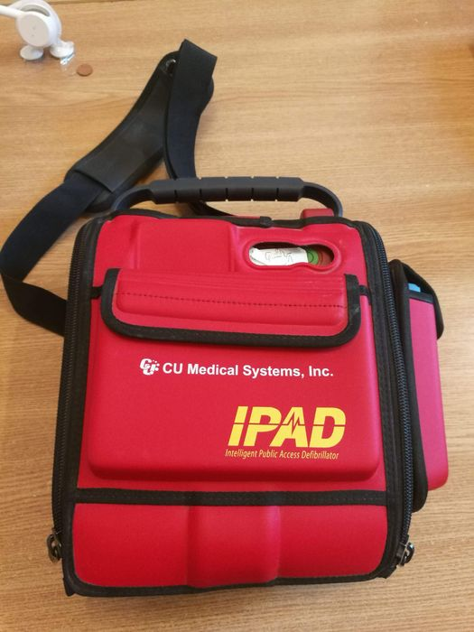 Defibrilator CU Medical Systems