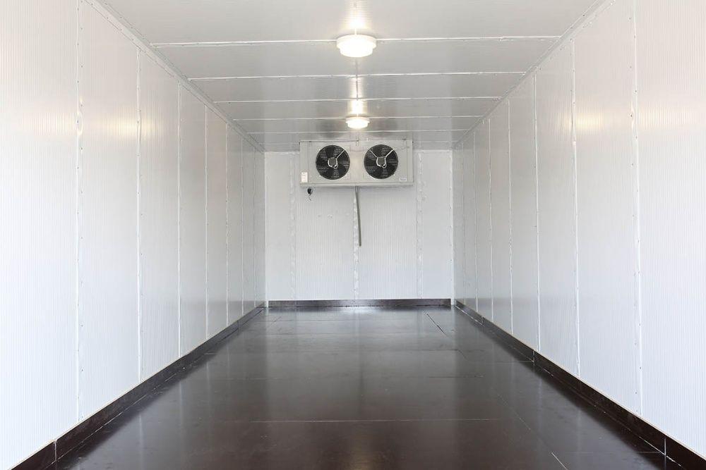 холодильные камеры в аренду