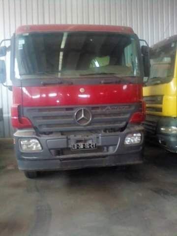 Mercedes Benz Actros 2641