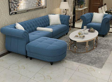 Sofa L á venda Viana - imagem 1