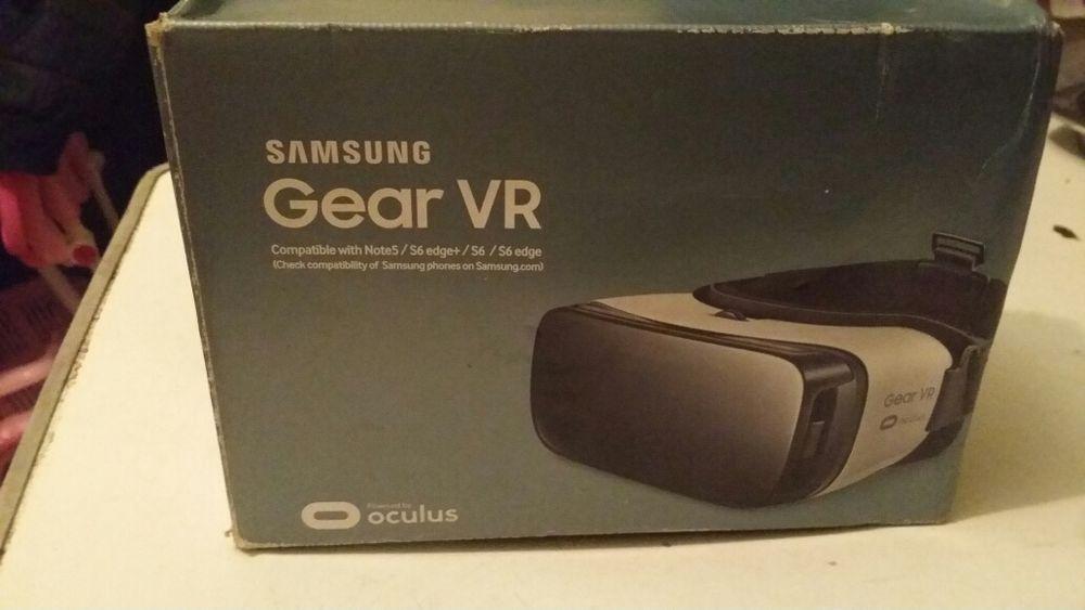 Ochelari Virtuali Gear VR Samsung Power By Oculus