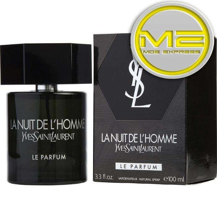 La Nuit De L'Homme Yves Saint Laurent Le Parfum 100 ML