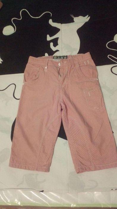 Vand 4 pantaloni 3/4 baieti 13-14ani