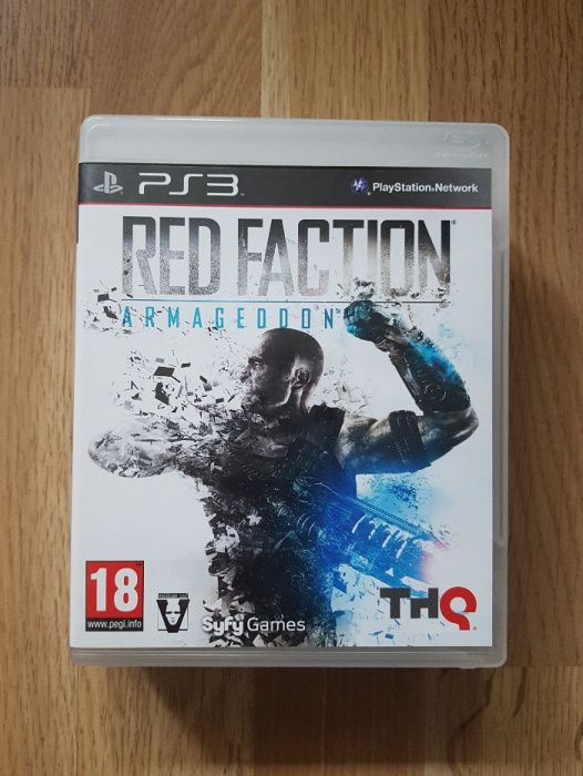 Vand Red Faction Armagedon - Ps3
