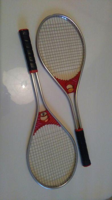 Pereche rachete palete tenis Stomil de colectie noi