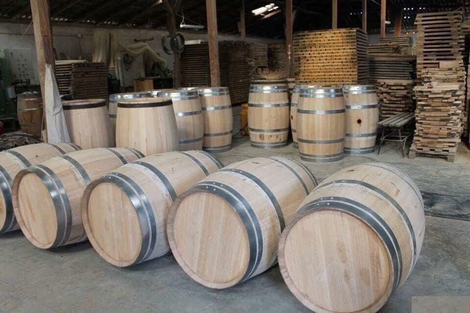 Butoaie pentru vin