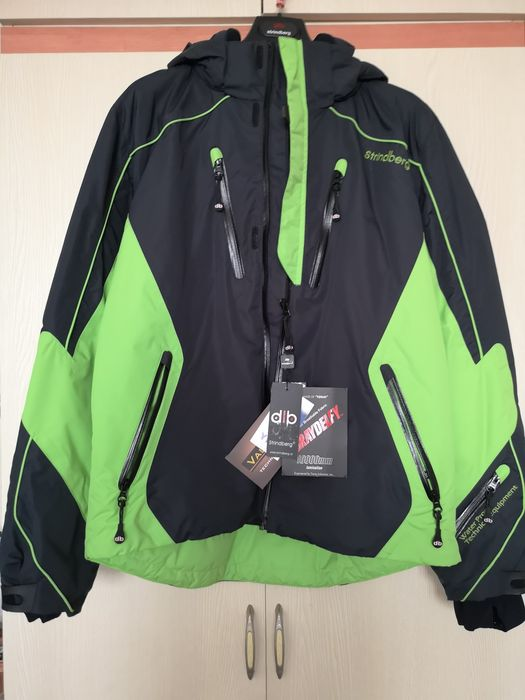 8Geaca schi ski Stridberg wind&waterproof, breathable impermeabila&res