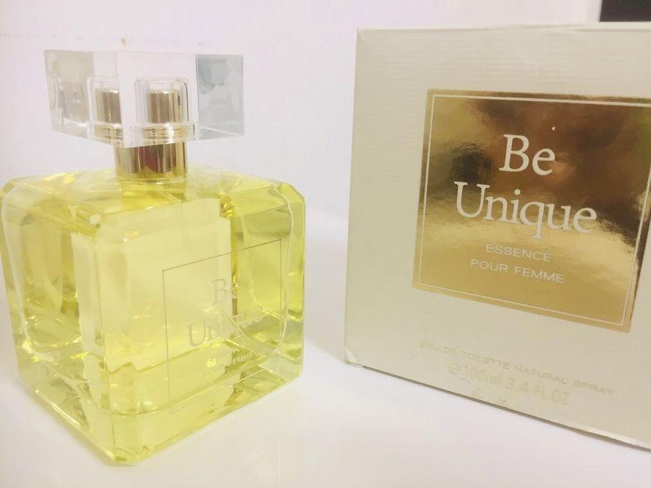 """Perfume da marca """"be unique"""""""