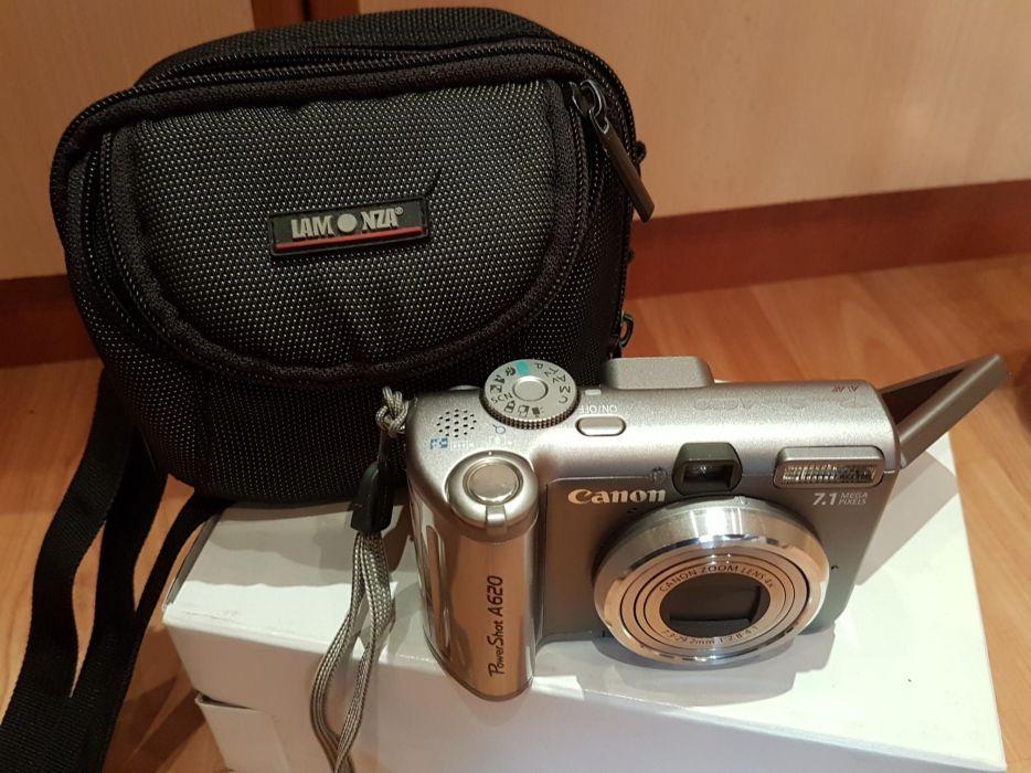 Aparat foto Canon PowerShot A620
