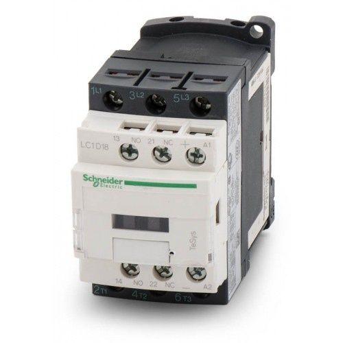 Контактор LC1D25B7– 24V AC,25A,11kW