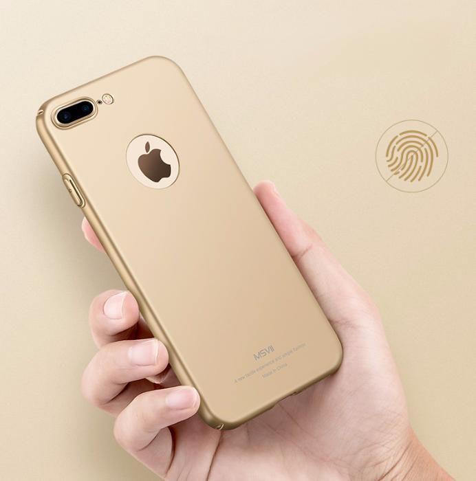 Thin Fit ултра тънък твърд мат кейс за iPhone 6, 7, 8, 7+, 6+, 8 Plus гр. София - image 3