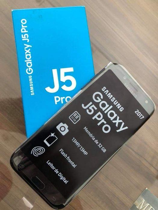Mega promoção samsung galaxy J5 pro 2017 novo dual sim 64 GB