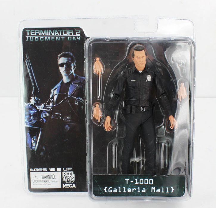 Figurina Terminator T-1000 18 cm NECA