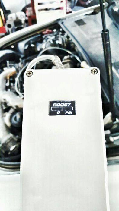Проверка на вакуумни/турбо пътища, картерни газове с ПУШЕК машина и на