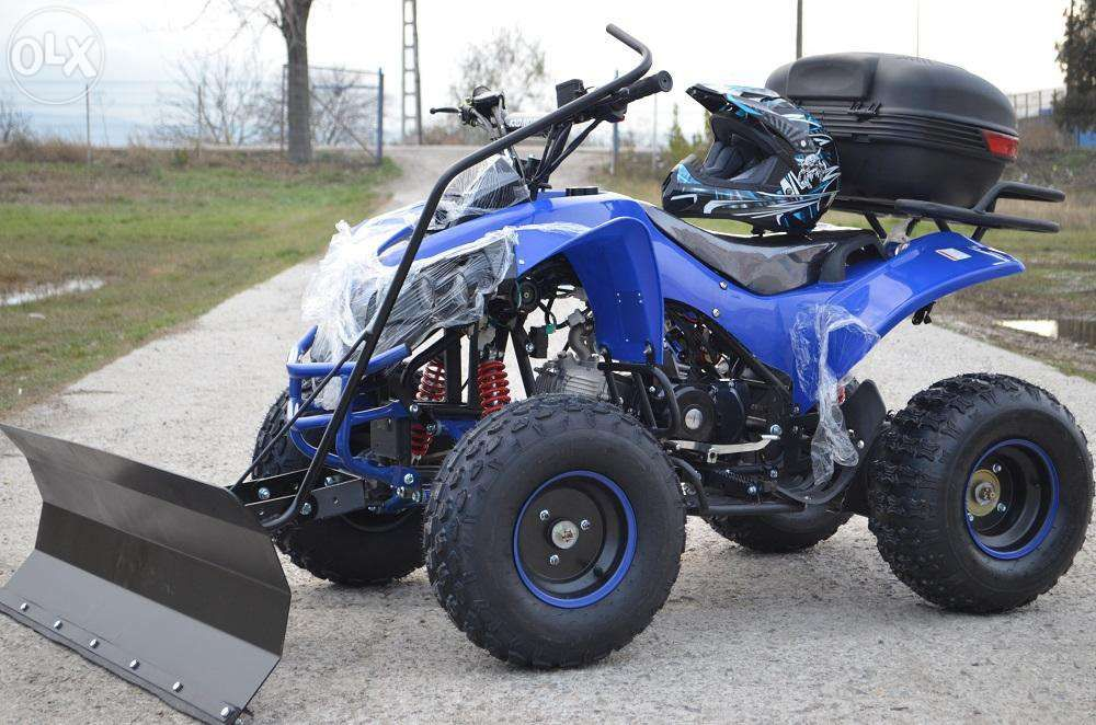 SUPER OFERTA: ATV Urano 125 ReneGade 2w4, NEW +Garantie Import Germany