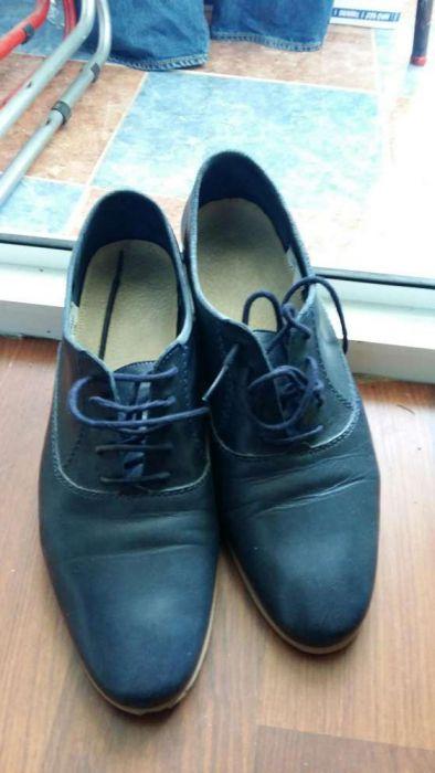Pantof casual de piele