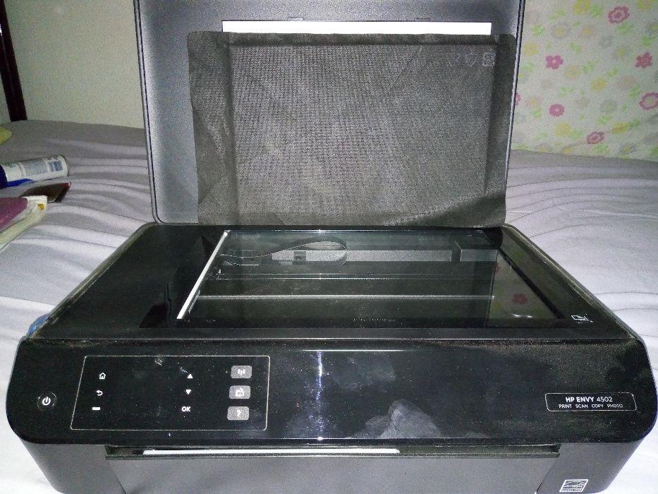 impressora hp envy 4502