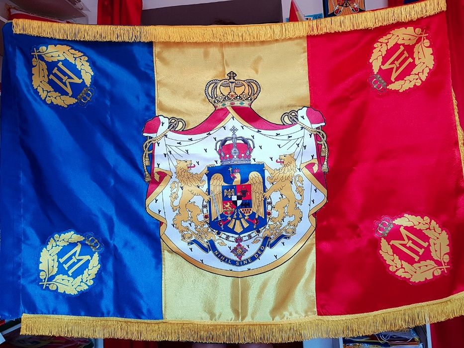 Steagul Regal al României
