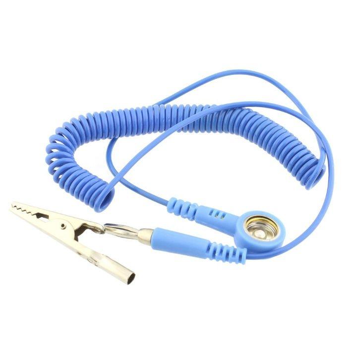 Cablu bratara antistatica, capsa 10mm Oradea - imagine 1