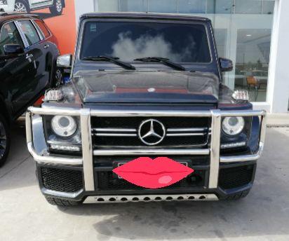 Vende-se, BENZ, G BiTurbo, Motor V8 à gasolina, mais limpo de Luanda.