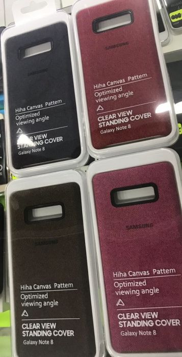 Capa para Samsung galaxy note 8 seladas