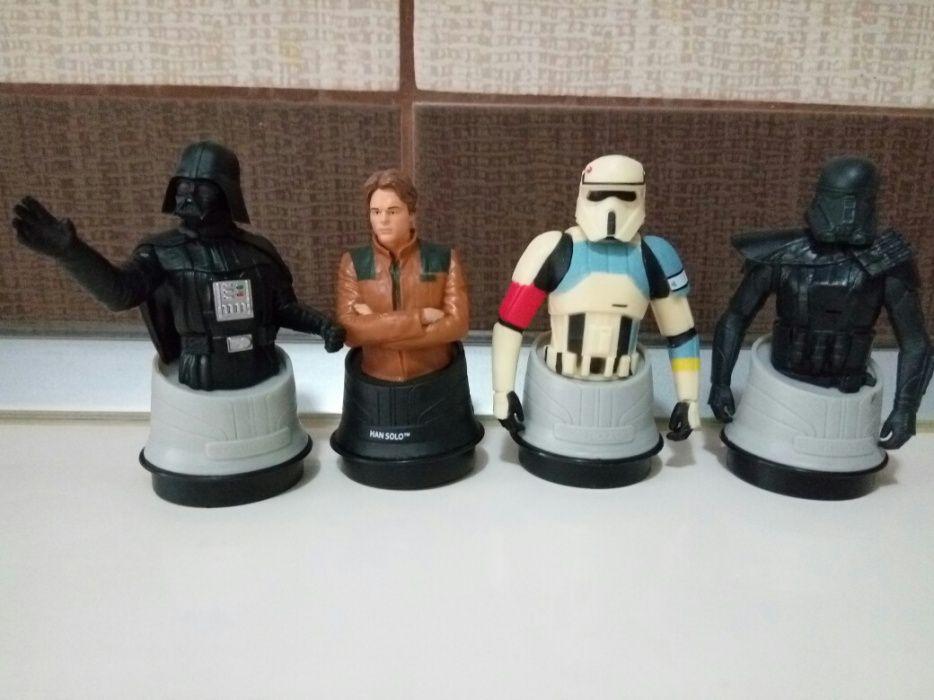 Set figurine Star Wars